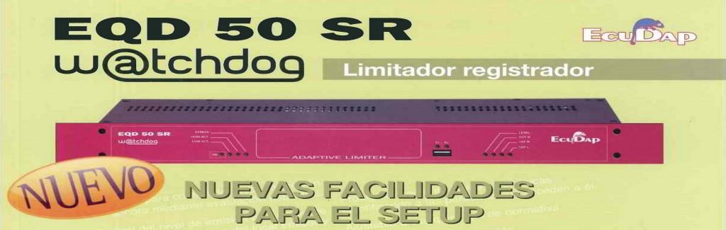 EDD 50 SR WATCHDGO SLIDER 5