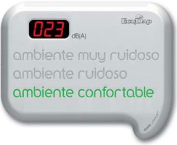 REGISTRADOR DE RUIDO ECUDAP SAS2000