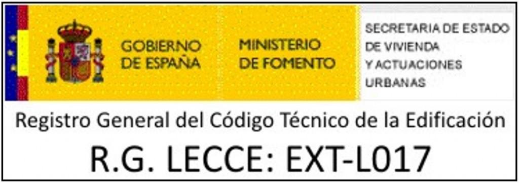 RG LECCE EXT-L017 CON MARCO