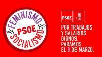 8 de Marzo: Feminismo es Socialismo